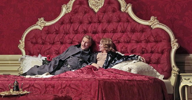 Austrian bass savors role as operatic oaf in 'Rosenkavalier'